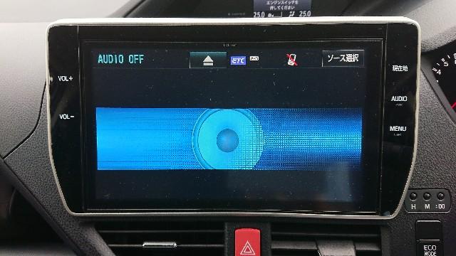 トヨタ純正10インチTーコネクトナビの感想(ヴォクシー、ノア、エスクァイア)