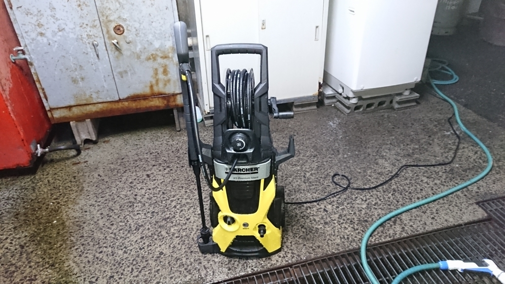 家でも洗車でもおすすめ!ケルヒャーの高圧洗浄機「K5」の使用感想とおすすめグレード